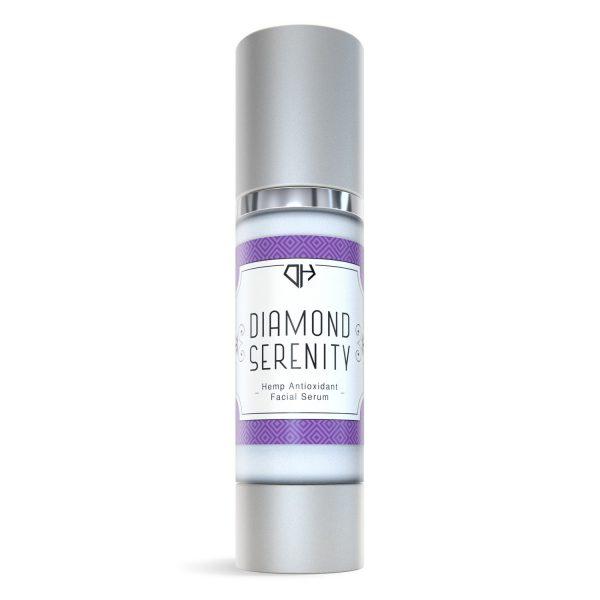 Hemp Antioxidant Facial Serum (Diamond Serenity)