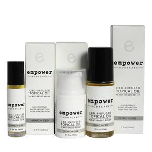 EMPOWER® TOPICAL RELIEF OIL