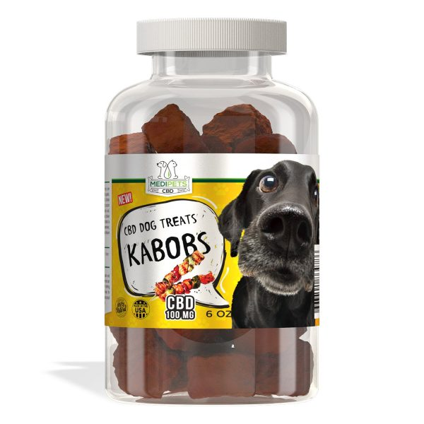 MediPets CBD Dog Treats - Kabobs