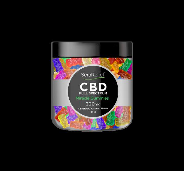 CBD Gummies, Full Spectrum CBD Yummy Gummys 300mg