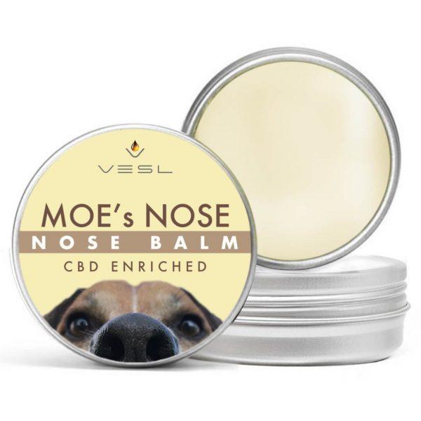 VESL MOE'S NOSE - CANINE NOSE BALM