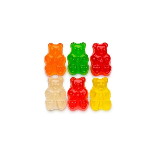 Relax Gummies - CBD Infused Gummy Bears [Edible Candy] - My CBD Mall