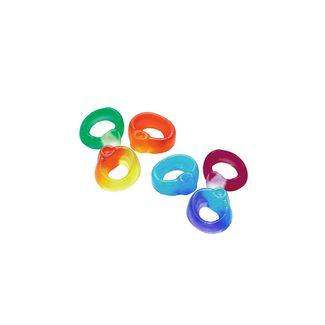 Relax Gummies - CBD Infused Gummy Rings [Edible Candy] 200mg - My CBD Mall