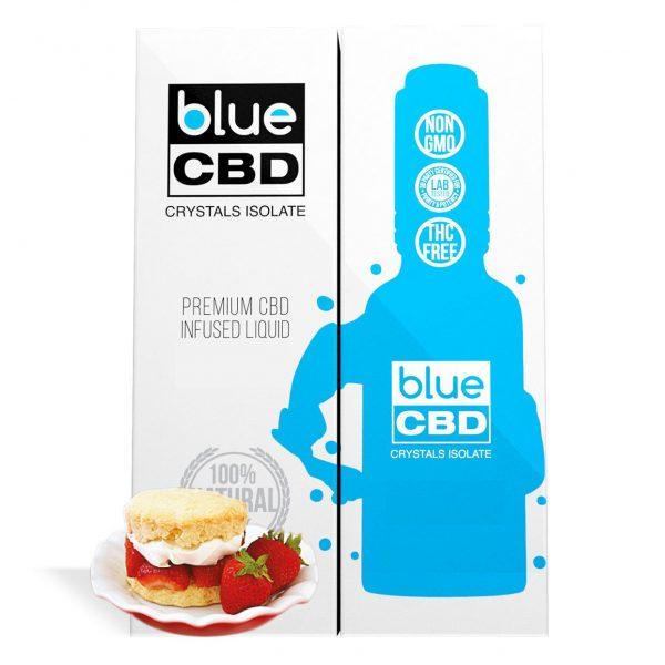 Strawberry Shortcake Flavor Blue CBD Crystal Isolate - My CBD Mall