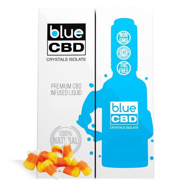 Candy Corn Flavor Blue CBD Crystal Isolate - My CBD Mall