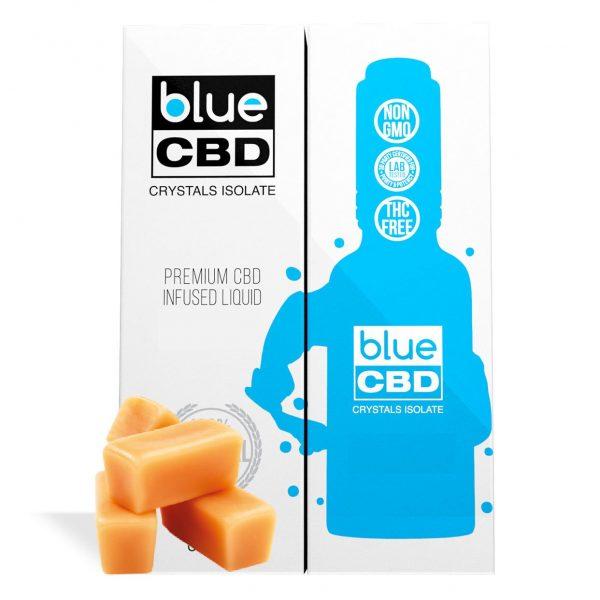 Butterscotch Flavor Blue CBD Crystal Isolate - My CBD Mall