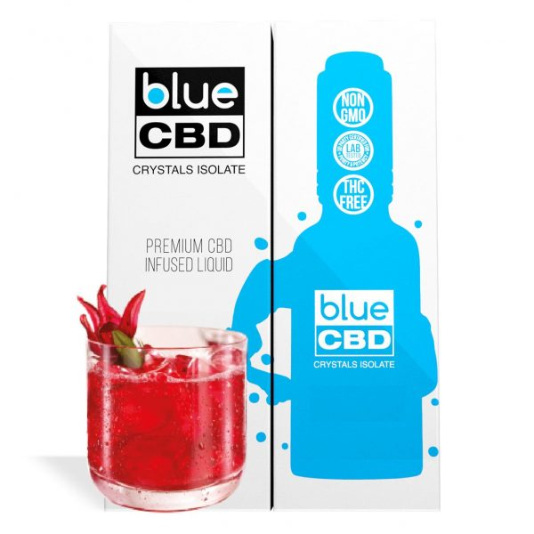 Blackberry Mojito  Flavor Blue CBD Crystal Isolate - My CBD Mall
