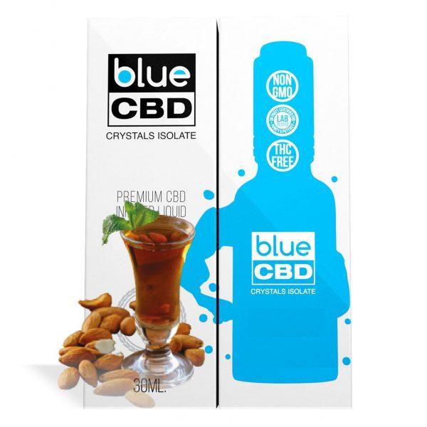 Almond Amaretto Flavor Blue CBD Crystal Isolate - My CBD Mall