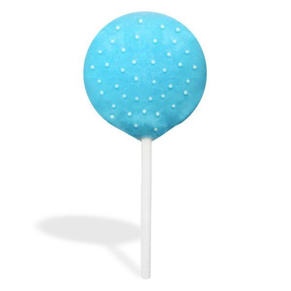 CBD Cake Pop (Blue) CBD Infused [Edible Candy] - My CBD Mall