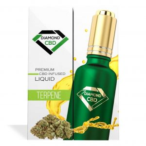 Diamond CBD Flavored Terpenes Oils
