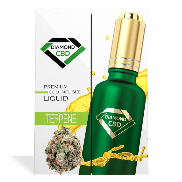 Tahoe OG Terpenes Diamond CBD Oil - My CBD Mall