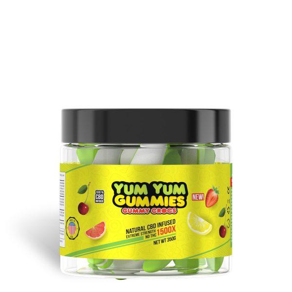Yum Yum Gummies 1500x - CBD Infused Gummies [Edible Candy] - My CBD Mall