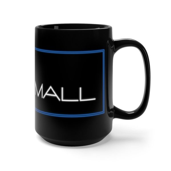Black Mug 15oz - My CBD Mall
