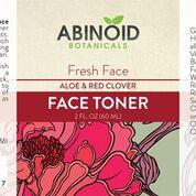Abinoid Botanicals – Face Toner 2oz - My CBD Mall