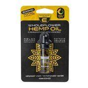 Entourage – WholeFlower Hemp Oil 4.16ml (500-1000mg CBD) - My CBD Mall